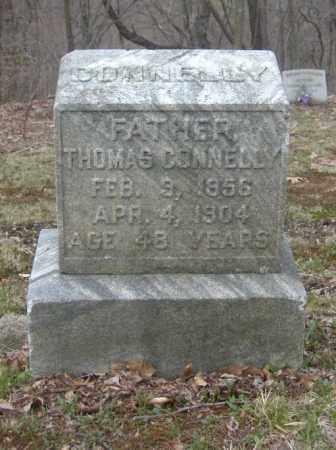 CONNELLY, THOMAS - Columbiana County, Ohio   THOMAS CONNELLY - Ohio Gravestone Photos
