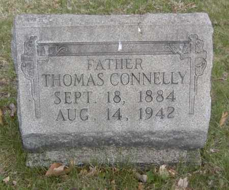 CONNELLY, THOMAS - Columbiana County, Ohio | THOMAS CONNELLY - Ohio Gravestone Photos