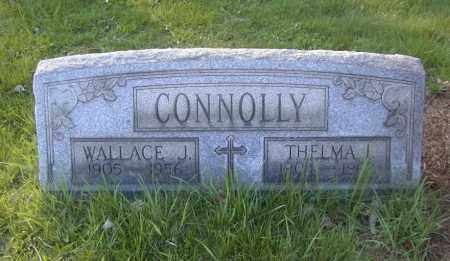 CONNOLLY, THELMA I. - Columbiana County, Ohio | THELMA I. CONNOLLY - Ohio Gravestone Photos
