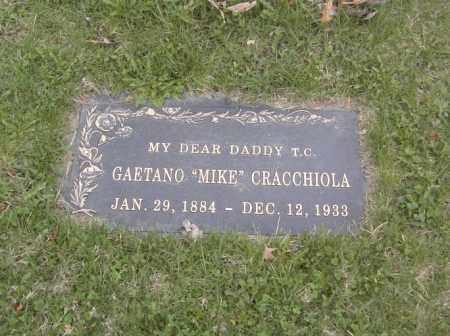 CRACCHIOLA, GAETANO - Columbiana County, Ohio | GAETANO CRACCHIOLA - Ohio Gravestone Photos