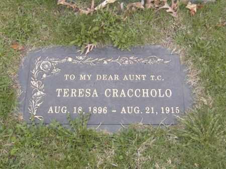 CRACCHOLO, TERESA - Columbiana County, Ohio | TERESA CRACCHOLO - Ohio Gravestone Photos