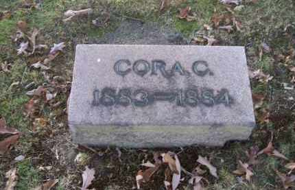 CRAWFORD, CORA C. - Columbiana County, Ohio | CORA C. CRAWFORD - Ohio Gravestone Photos