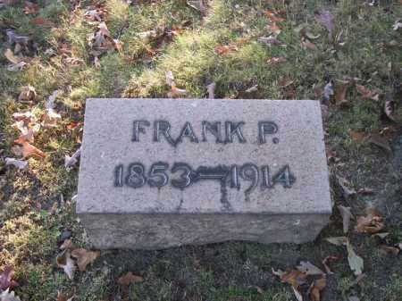 CRAWFORD, FRANK P. - Columbiana County, Ohio | FRANK P. CRAWFORD - Ohio Gravestone Photos