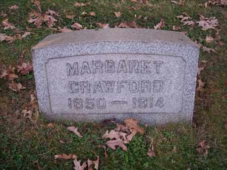 CRAWFORD, MARGARET - Columbiana County, Ohio | MARGARET CRAWFORD - Ohio Gravestone Photos