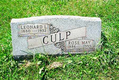DOWNARD CULP, ROSE MAY - Columbiana County, Ohio | ROSE MAY DOWNARD CULP - Ohio Gravestone Photos