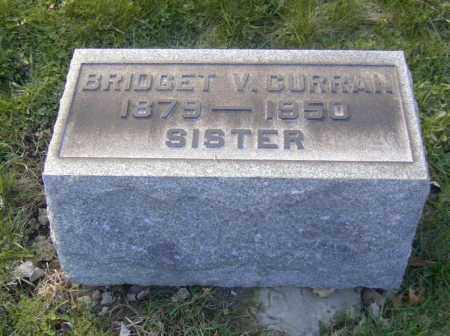 CURRAN, BRIDGET V. - Columbiana County, Ohio | BRIDGET V. CURRAN - Ohio Gravestone Photos