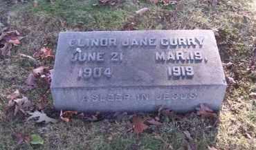 CURRY, ELINOR JANE - Columbiana County, Ohio | ELINOR JANE CURRY - Ohio Gravestone Photos