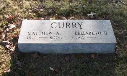 CURRY, ELIZABETH B. - Columbiana County, Ohio | ELIZABETH B. CURRY - Ohio Gravestone Photos