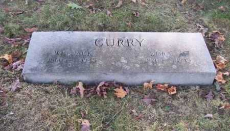 CURRY, WM JACK - Columbiana County, Ohio | WM JACK CURRY - Ohio Gravestone Photos