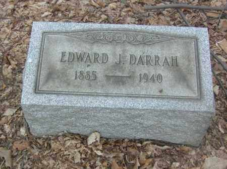 DARRAH, EDWARD J. - Columbiana County, Ohio | EDWARD J. DARRAH - Ohio Gravestone Photos