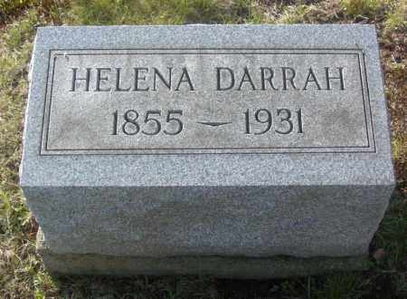 DARRAH, HELENA - Columbiana County, Ohio | HELENA DARRAH - Ohio Gravestone Photos