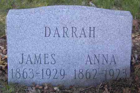 DARRAH, JAMES - Columbiana County, Ohio | JAMES DARRAH - Ohio Gravestone Photos