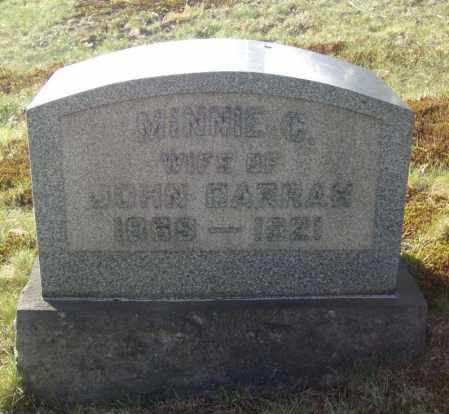 DARRAH, MINNIE C. - Columbiana County, Ohio | MINNIE C. DARRAH - Ohio Gravestone Photos