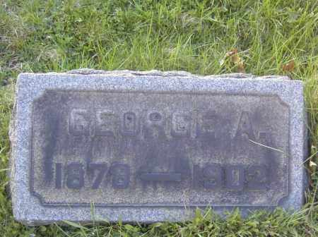 DETEMPLE, GEORGE A. - Columbiana County, Ohio | GEORGE A. DETEMPLE - Ohio Gravestone Photos