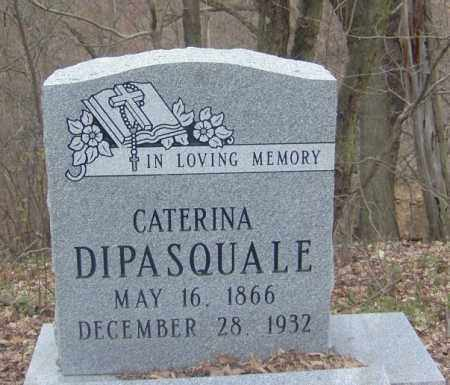 DIPASQUALE, CATERINA - Columbiana County, Ohio | CATERINA DIPASQUALE - Ohio Gravestone Photos
