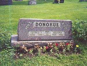 DONOHUE, GEORGE - Columbiana County, Ohio | GEORGE DONOHUE - Ohio Gravestone Photos