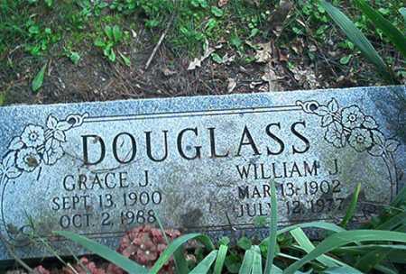 DOUGLASS, GRACE J. - Columbiana County, Ohio | GRACE J. DOUGLASS - Ohio Gravestone Photos
