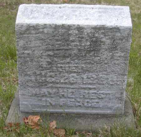 DRABBLE, CHARLIE - Columbiana County, Ohio | CHARLIE DRABBLE - Ohio Gravestone Photos