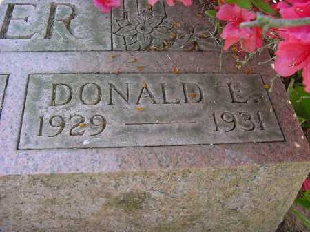 DRENNER, DONALD - Columbiana County, Ohio | DONALD DRENNER - Ohio Gravestone Photos