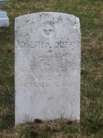 DUFFY, JOSEPH A. - Columbiana County, Ohio | JOSEPH A. DUFFY - Ohio Gravestone Photos