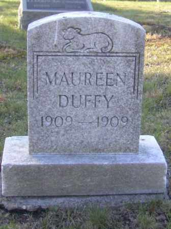 DUFFY, MAUREEN - Columbiana County, Ohio | MAUREEN DUFFY - Ohio Gravestone Photos