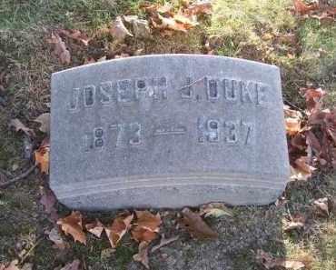 DUKE, JOSEPH J. - Columbiana County, Ohio | JOSEPH J. DUKE - Ohio Gravestone Photos