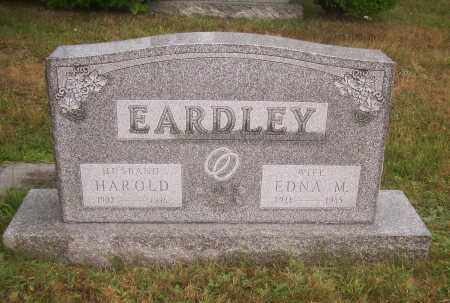 EARDLEY, HAROLD - Columbiana County, Ohio | HAROLD EARDLEY - Ohio Gravestone Photos