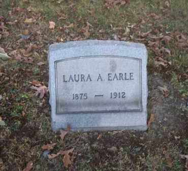 EARLE, LAURA A. - Columbiana County, Ohio | LAURA A. EARLE - Ohio Gravestone Photos