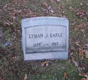 EARLE, LYMAN J. - Columbiana County, Ohio | LYMAN J. EARLE - Ohio Gravestone Photos