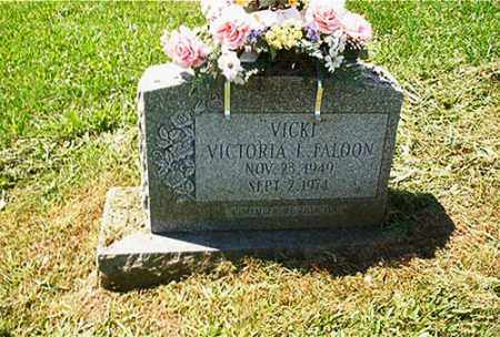 FALOON, VICTORIA L. - Columbiana County, Ohio | VICTORIA L. FALOON - Ohio Gravestone Photos