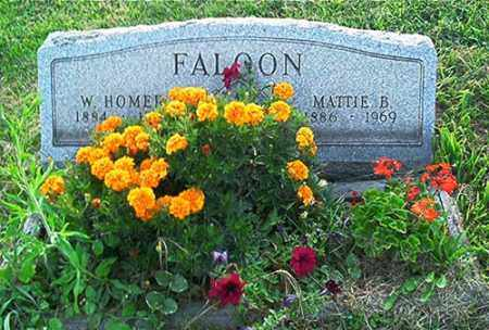 FALOON, W. HOMER - Columbiana County, Ohio | W. HOMER FALOON - Ohio Gravestone Photos