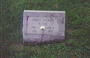 FARROW, JAMES - Columbiana County, Ohio | JAMES FARROW - Ohio Gravestone Photos