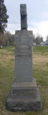 FENNELL, CATHERINE - Columbiana County, Ohio   CATHERINE FENNELL - Ohio Gravestone Photos