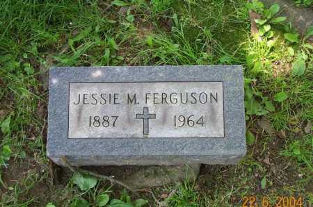 MELLON FERGUSON, JESSIE - Columbiana County, Ohio | JESSIE MELLON FERGUSON - Ohio Gravestone Photos