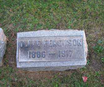 FERGUSON, OLIVE - Columbiana County, Ohio | OLIVE FERGUSON - Ohio Gravestone Photos