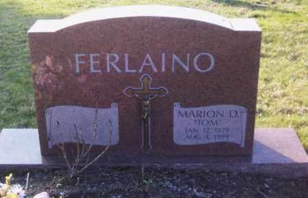 FERLAINO, MARION D. - Columbiana County, Ohio | MARION D. FERLAINO - Ohio Gravestone Photos