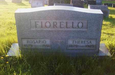 FIORELLO, ROSARIO - Columbiana County, Ohio | ROSARIO FIORELLO - Ohio Gravestone Photos