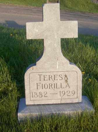 FIORILLA, TERESA - Columbiana County, Ohio | TERESA FIORILLA - Ohio Gravestone Photos