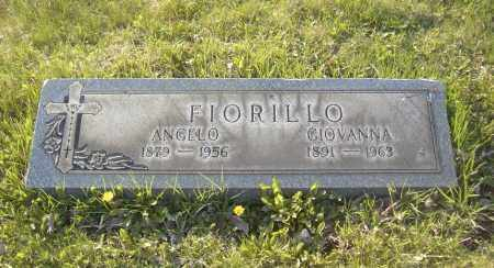 FIORILLO, ANGELO - Columbiana County, Ohio | ANGELO FIORILLO - Ohio Gravestone Photos