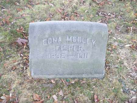 FISHER, EDNA - Columbiana County, Ohio | EDNA FISHER - Ohio Gravestone Photos