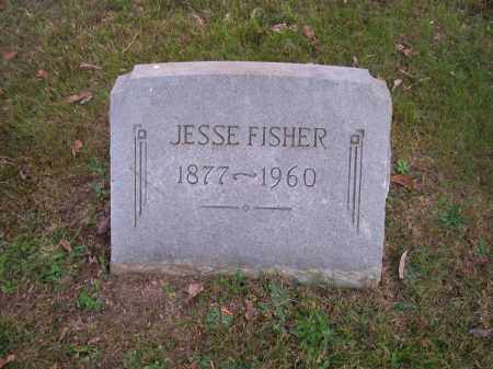 FISHER, JESSE - Columbiana County, Ohio | JESSE FISHER - Ohio Gravestone Photos