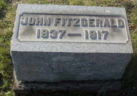 FITZGERALD, JOHN - Columbiana County, Ohio | JOHN FITZGERALD - Ohio Gravestone Photos