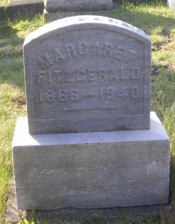 FITZGERALD, MARGARET - Columbiana County, Ohio | MARGARET FITZGERALD - Ohio Gravestone Photos