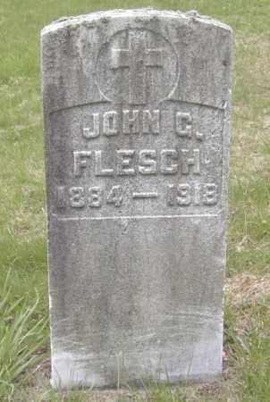 FLESCH, JOHN G. - Columbiana County, Ohio | JOHN G. FLESCH - Ohio Gravestone Photos