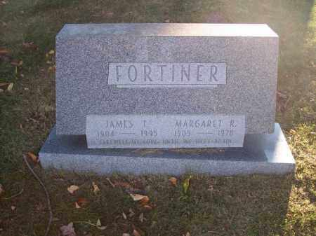 FORTINER, JAMES T. - Columbiana County, Ohio | JAMES T. FORTINER - Ohio Gravestone Photos