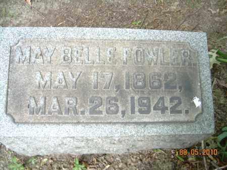 FOWLER, MARY BELLE - Columbiana County, Ohio | MARY BELLE FOWLER - Ohio Gravestone Photos