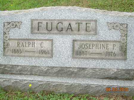 MEDLEY FUGATE, JOSEPHINE P - Columbiana County, Ohio | JOSEPHINE P MEDLEY FUGATE - Ohio Gravestone Photos