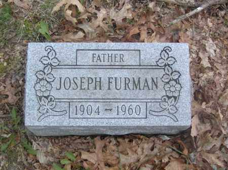 FURMAN, JOSEPH - Columbiana County, Ohio | JOSEPH FURMAN - Ohio Gravestone Photos