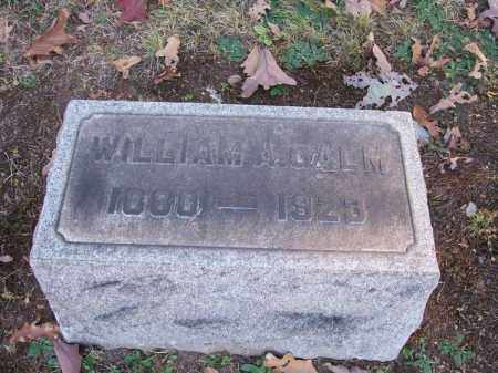 GALM, WILLIAM A. - Columbiana County, Ohio | WILLIAM A. GALM - Ohio Gravestone Photos