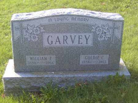 GARVEY, WILLIAM F. - Columbiana County, Ohio | WILLIAM F. GARVEY - Ohio Gravestone Photos